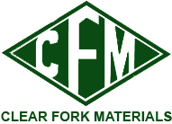 Clear Fork Materials Logo